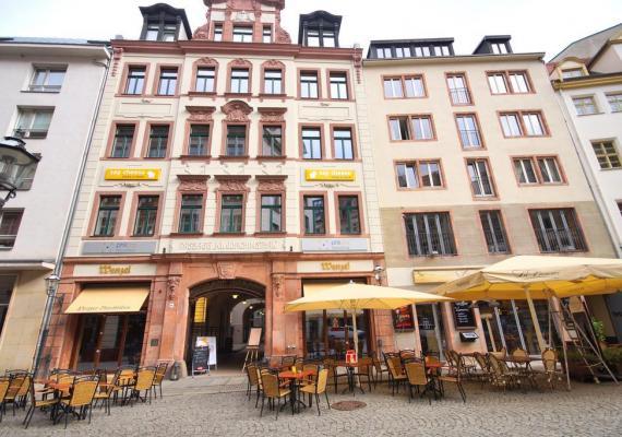 Zentrum: Five Elements Hostel Leipzig