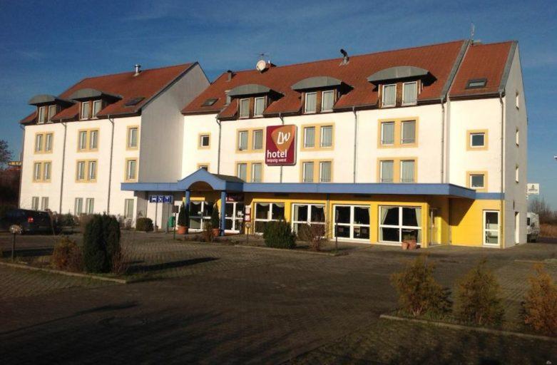 Strandrand: Hotel Leipzig West