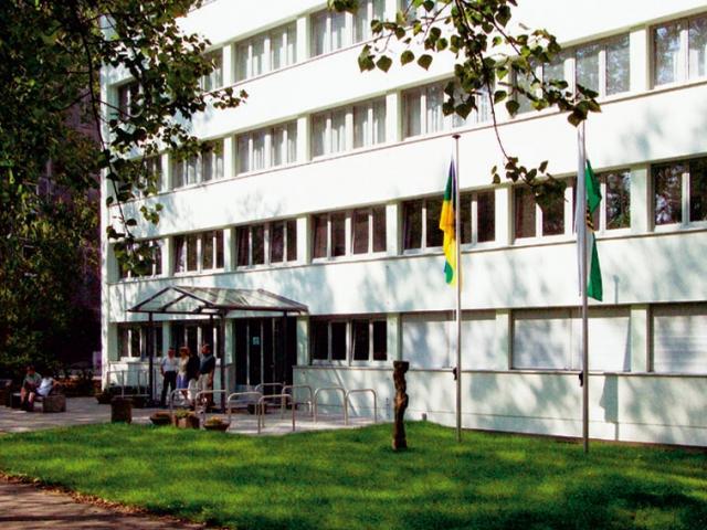 Zentrumsnah: DJH Die Jugendherberge Leipzig