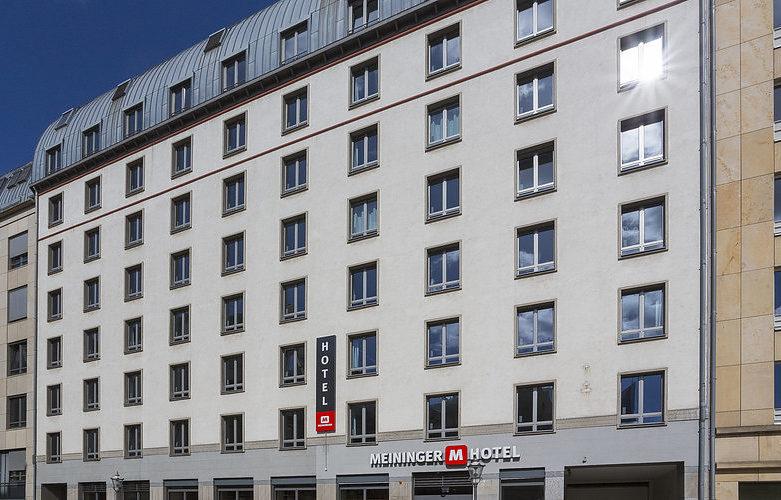 Zentrum: MEININGER Hotel Leipzig Hauptbahnhof