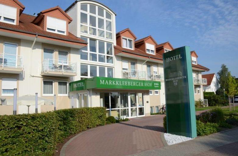 Strandrand: 3-Sterne-Hotel Markleeberger Hof