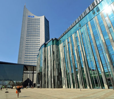 Panorama Tower Leipzig
